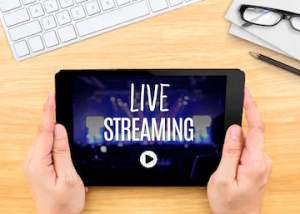 Diretta streaming e live betting